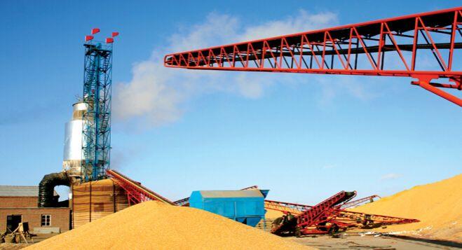 全国粮食生产先进县标兵:吉林农安