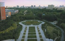 长春绿园区区情简介