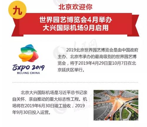 2019年,中国这10件大事值得你我关注