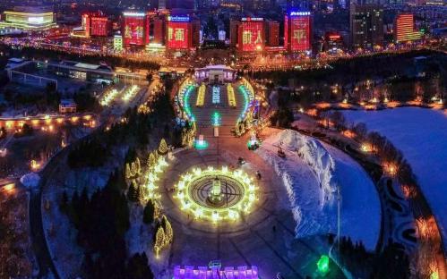 """积极促进冰雪与旅游、文化融合创新 """"长春雕塑冰雪天地""""7日正式"""