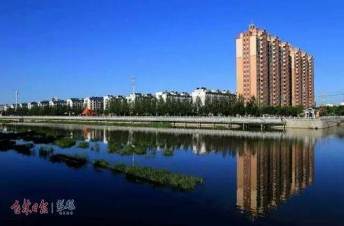 属于城市河湖型水利风景区,总面积22.