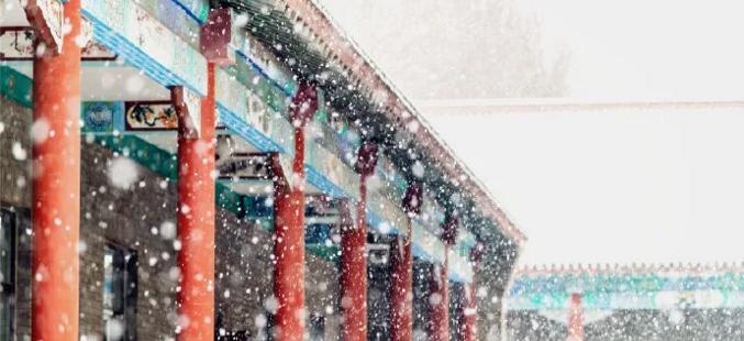 不用羡慕故宫了!在长春就能赏雪!雪后的伪满皇宫太美啦!