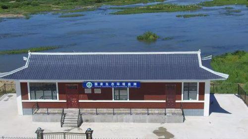 """吉林省6个水站有望成为全国首批""""最美水站""""!有你的家乡吗?"""