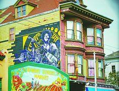 如果你要去旧金山 记得头上戴着鲜花