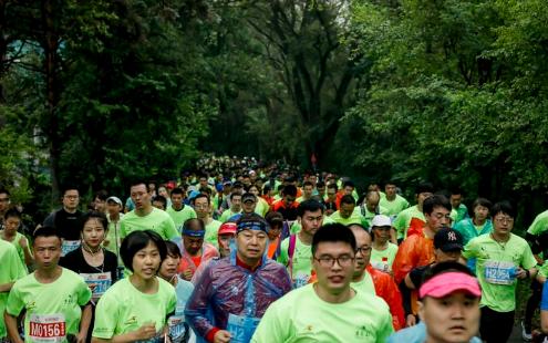 2019长春净月潭森林马拉松将于6月16日开赛
