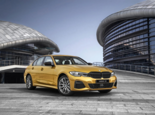 运动豪华轿跑,史上最强一代BMW3系燃情赛道上市