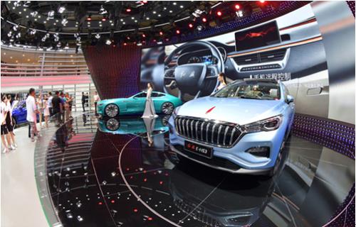 廿载传匠心 奋进新时代 ——献礼中国(长春)国际汽车博览会20周年