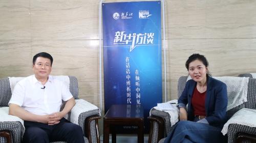 (新华社独家专访:长春市城市管理局 局长 王世忠)