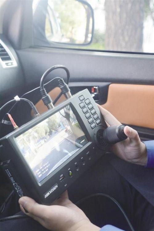 4G车载监控系统