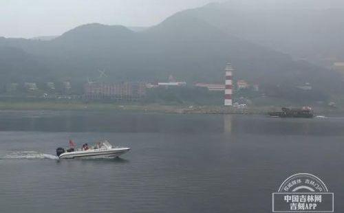 来看看东北三省第一座大型航标塔:松花湖一号航标,啥样?