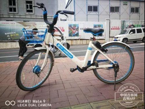 """长春市区一周骑行单车的""""乐""""与""""苦"""""""