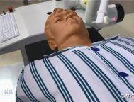 吉大一院微创手术穿刺针遥控引导机器人吸引眼球