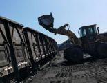 4682吨!珲春海关退运不合格俄罗斯煤炭