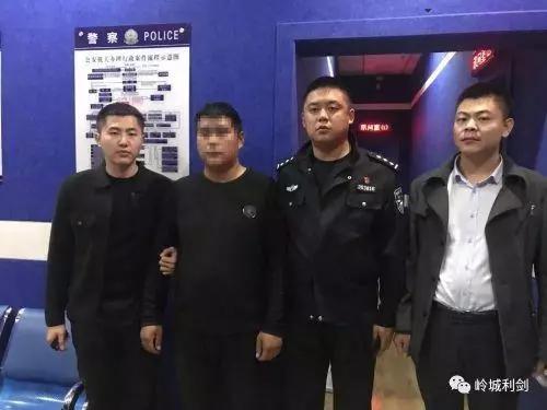 公主岭刑警大队联合范家屯派出所 成功侦破系列砸车盗窃案