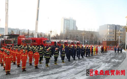 百家乐押注最高是多少市消防救援支队正式挂牌