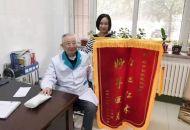 医?师郭绍光:84岁高龄仍然每天出诊3小时