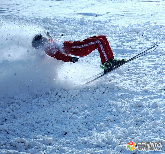 冬季滑雪自救知识