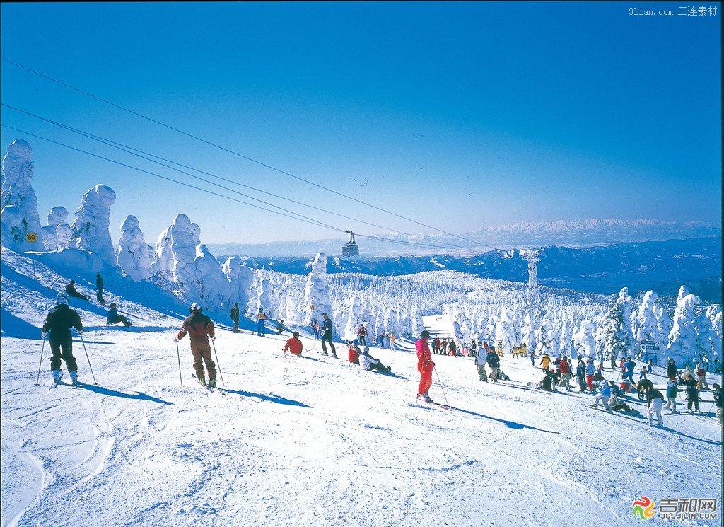 冬季安全滑雪注意事项