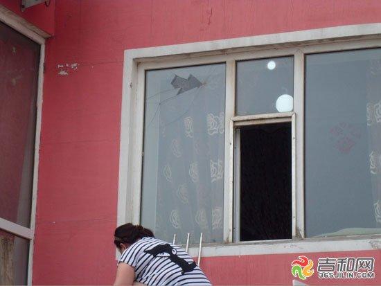 废弃窗玻璃手工制作大全图片