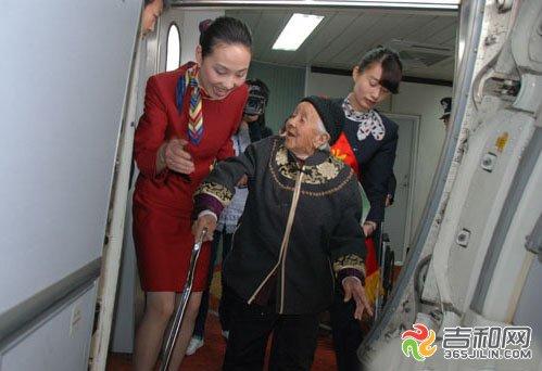春节期间带老人坐飞机出行需要注意哪些?