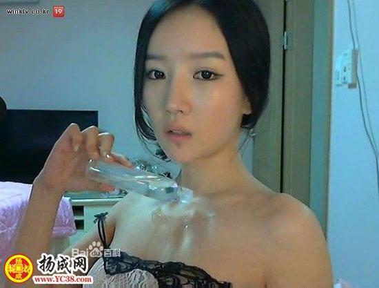 ...国性感美女主播朴妮唛 揭朴妮唛性感照真实身份 7