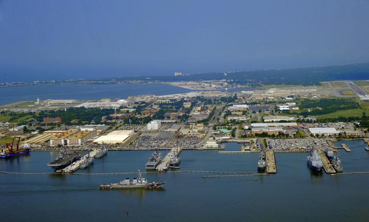海南成我军航母母港国防部回应 盘点各国海军基地(2)