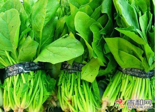 菠菜吃多了对人体有好处吗?