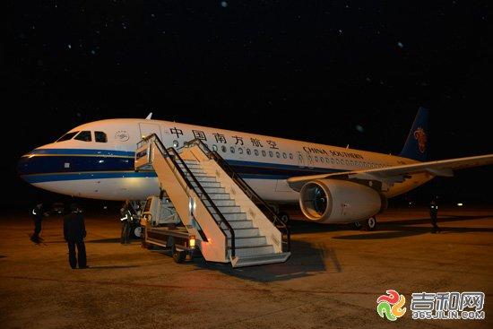 南航吉林分公司执管的机队飞机数量达到了16架